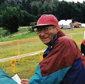 Peter Palmer, the inspiration behind the NNAS