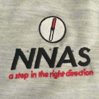 NNAS polo logo